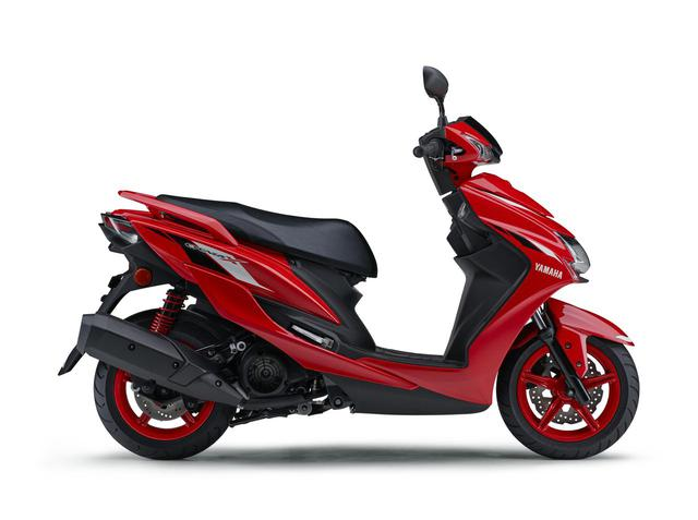 画像11: ヤマハの原付二種「シグナスX」の2020年モデルが登場! 新色を2色追加し4月10日に発売