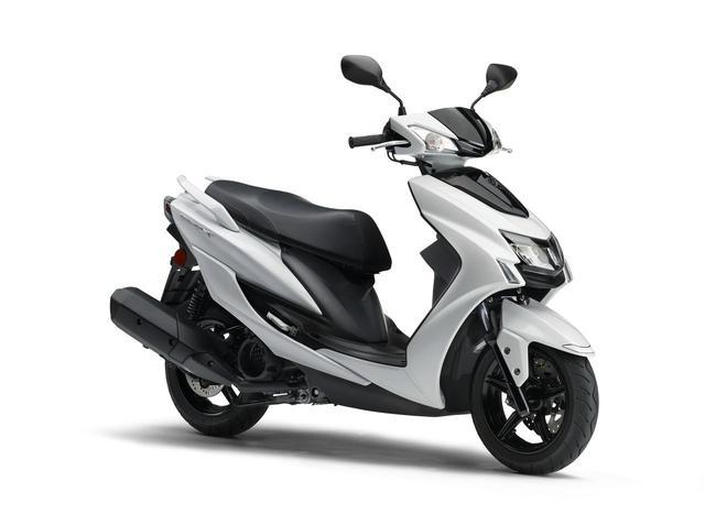 画像5: ヤマハの原付二種「シグナスX」の2020年モデルが登場! 新色を2色追加し4月10日に発売