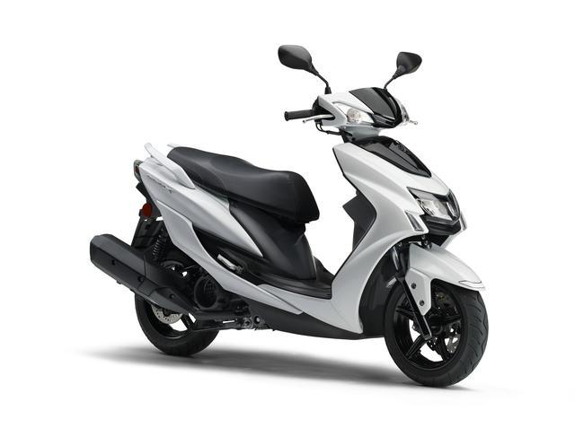 画像19: ヤマハの原付二種「シグナスX」の2020年モデルが登場! 新色を2色追加し4月10日に発売