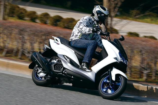 画像: ヤマハ「マジェスティ S」試乗インプレ&解説記事 - webオートバイ
