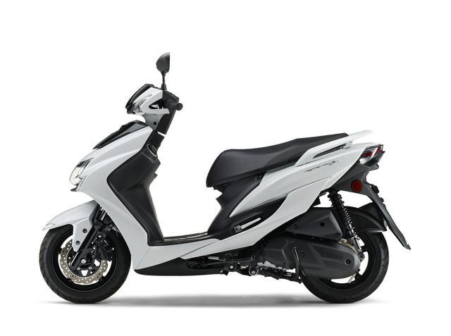 画像8: ヤマハの原付二種「シグナスX」の2020年モデルが登場! 新色を2色追加し4月10日に発売