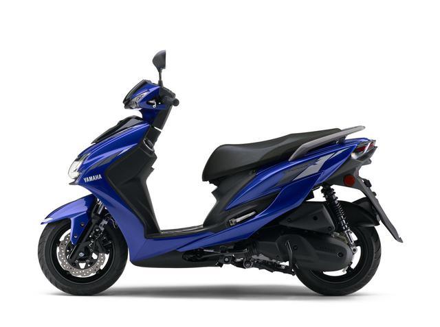 画像4: ヤマハの原付二種「シグナスX」の2020年モデルが登場! 新色を2色追加し4月10日に発売