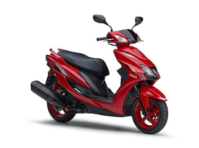 画像9: ヤマハの原付二種「シグナスX」の2020年モデルが登場! 新色を2色追加し4月10日に発売