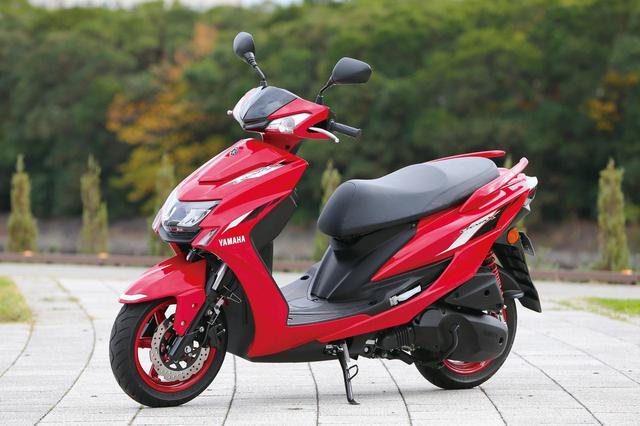 画像: ヤマハ「シグナスX」試乗インプレ&解説 - webオートバイ