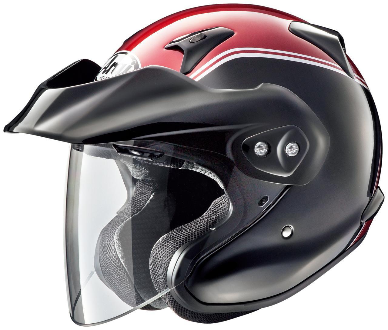 画像3: 【Arai × Honda】ゴールドウイングのカラーにマッチしたヘルメットが2種類ラインナップ!