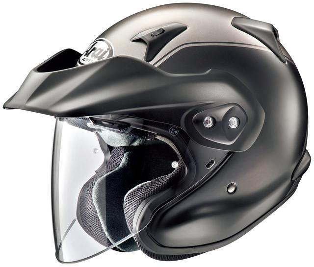 画像9: 【Arai × Honda】ゴールドウイングのカラーにマッチしたヘルメットが2種類ラインナップ!