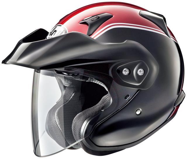 画像8: 【Arai × Honda】ゴールドウイングのカラーにマッチしたヘルメットが2種類ラインナップ!