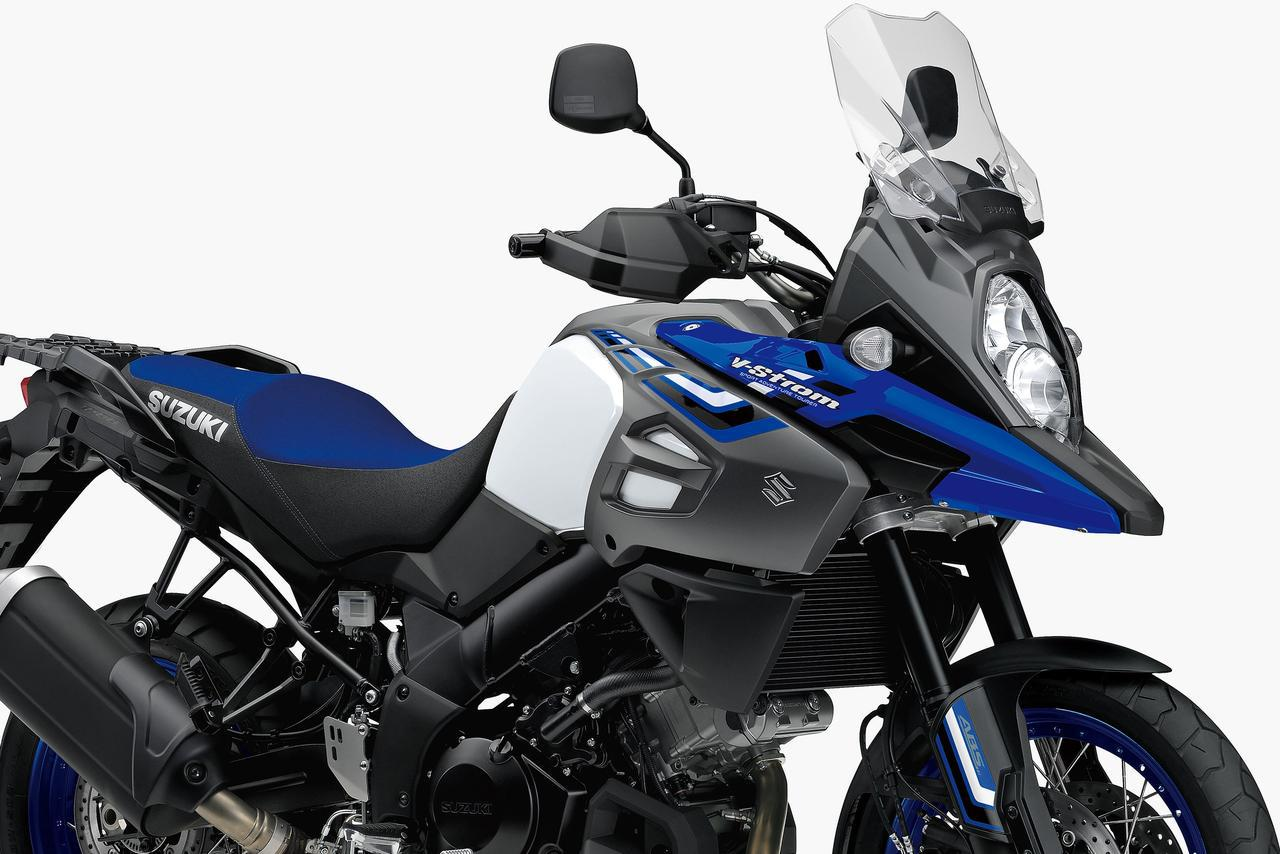画像: スズキ「Vストローム650/1000」シリーズのニューカラーモデルが登場! 新たに展開される全色をご紹介! - webオートバイ