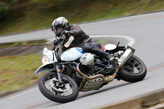 画像: BMW RnineT URBAN G/S www.autoby.jp