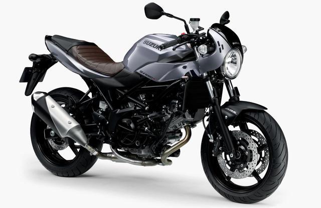 画像2: 今年は黒! スズキ「SV650X ABS」の2020年モデルが3月18日に発売!