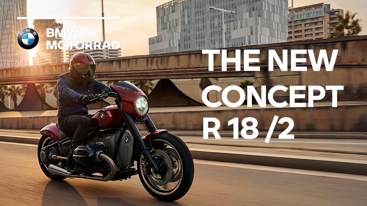 画像: Concept R 18 /2 paves the way! www.youtube.com
