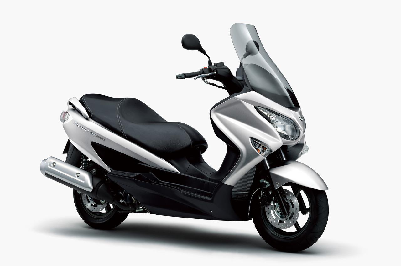 Images : 5番目の画像 - スズキ バーグマン200の写真をもっと見る! - LAWRENCE - Motorcycle x Cars + α = Your Life.