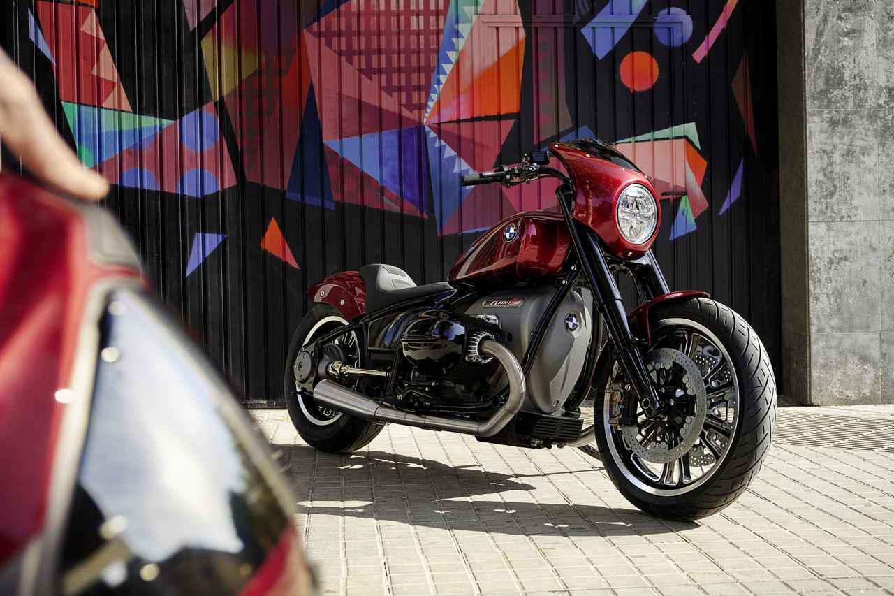 画像: BMW Concept R 18 /2