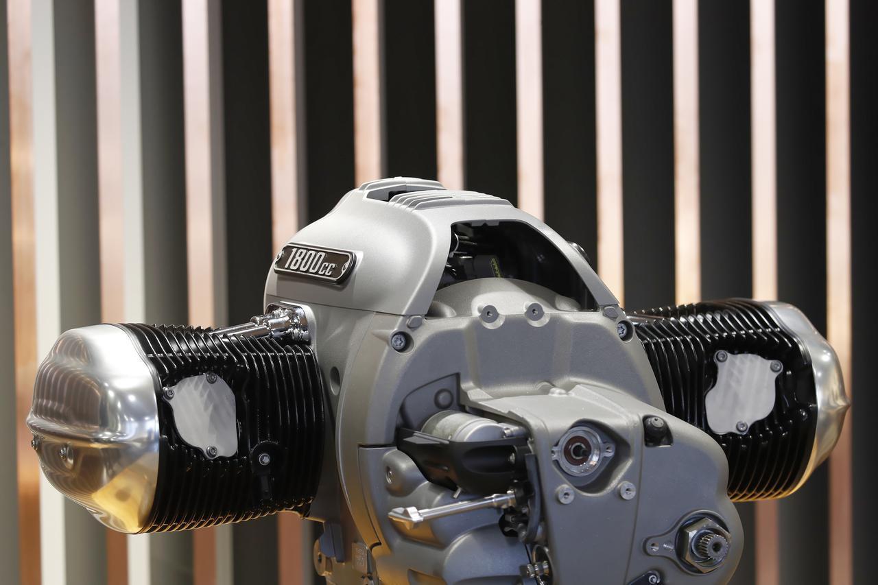 画像5: 【R 18】BMWが1800ccのビッグボクサーエンジンを搭載したニューモデルを近日公開予定!