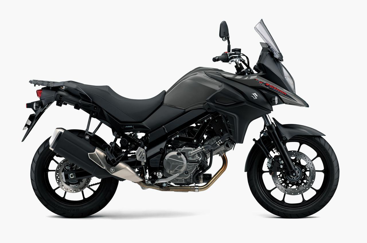 画像4: スズキ「Vストローム650 ABS」「Vストローム650 XT ABS」の2020年モデルが3月18日に発売!