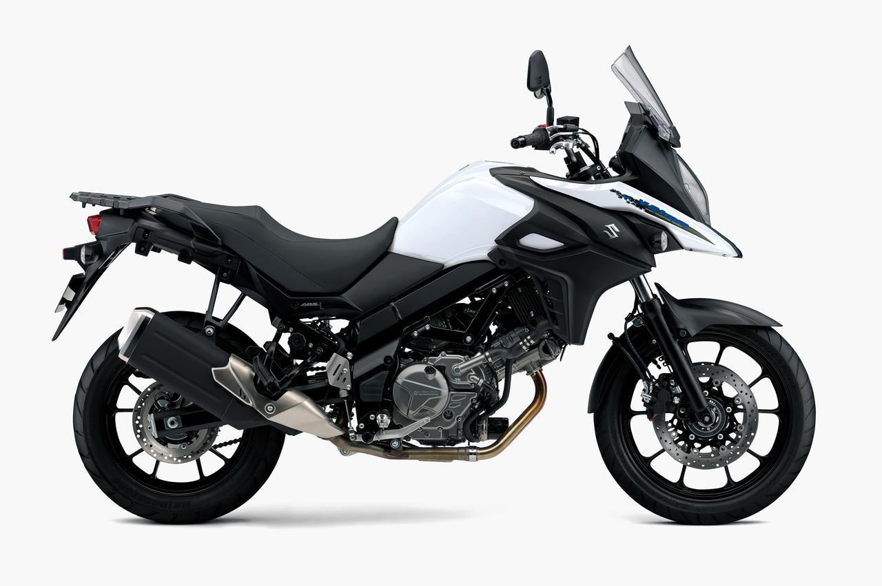 画像2: スズキ「Vストローム650 ABS」「Vストローム650 XT ABS」の2020年モデルが3月18日に発売!