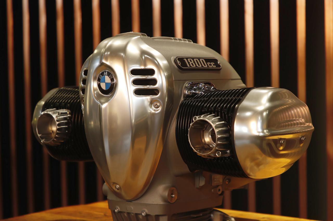 画像3: 【R 18】BMWが1800ccのビッグボクサーエンジンを搭載したニューモデルを近日公開予定!