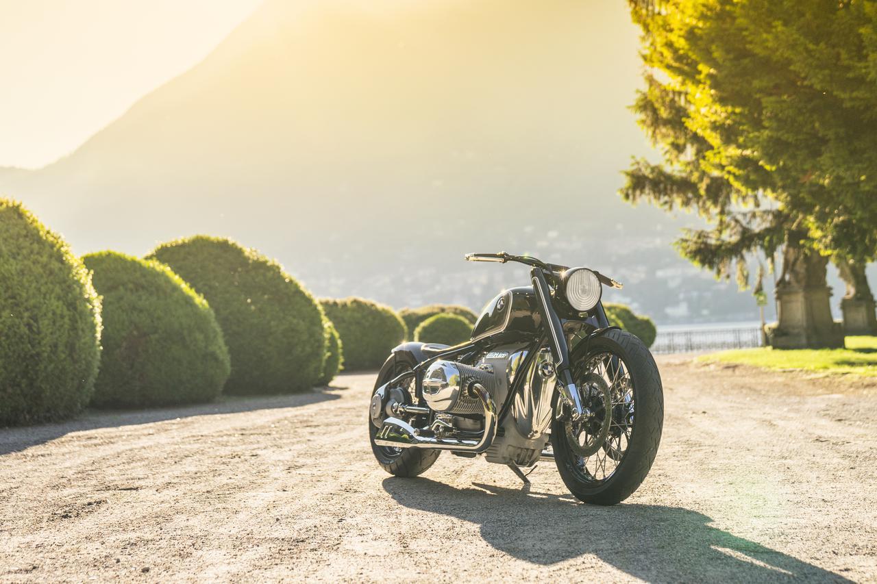 画像1: 【R 18】BMWが1800ccのビッグボクサーエンジンを搭載したニューモデルを近日公開予定!