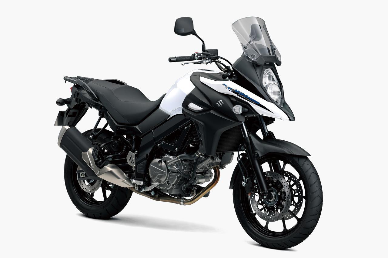 画像1: スズキ「Vストローム650 ABS」「Vストローム650 XT ABS」の2020年モデルが3月18日に発売!