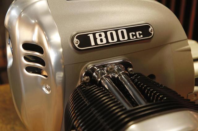 画像4: 【R 18】BMWが1800ccのビッグボクサーエンジンを搭載したニューモデルを近日公開予定!