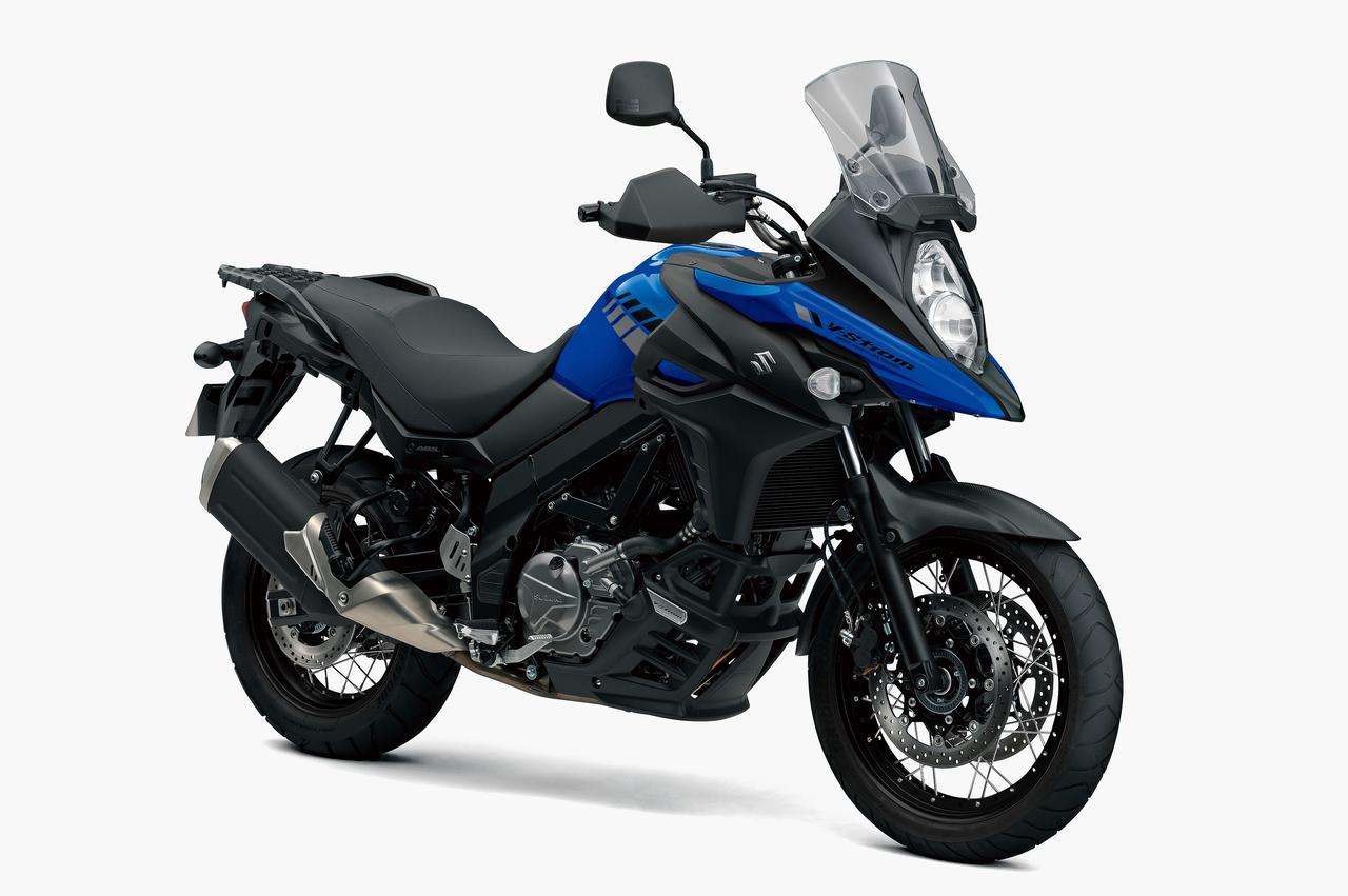画像9: スズキ「Vストローム650 ABS」「Vストローム650 XT ABS」の2020年モデルが3月18日に発売!