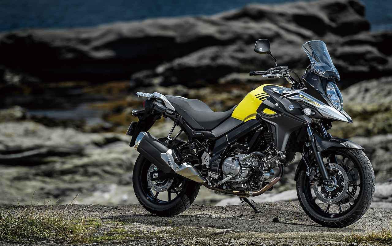 画像: V-Strom650「その排気量を他にはない武器として」 - webオートバイ
