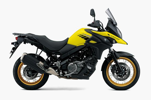 画像8: スズキ「Vストローム650 ABS」「Vストローム650 XT ABS」の2020年モデルが3月18日に発売!