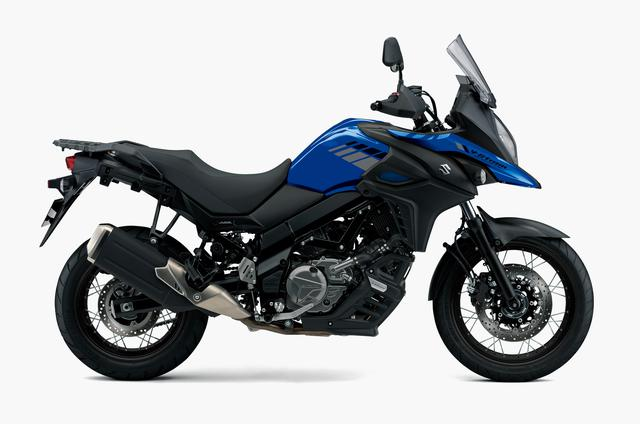 画像10: スズキ「Vストローム650 ABS」「Vストローム650 XT ABS」の2020年モデルが3月18日に発売!