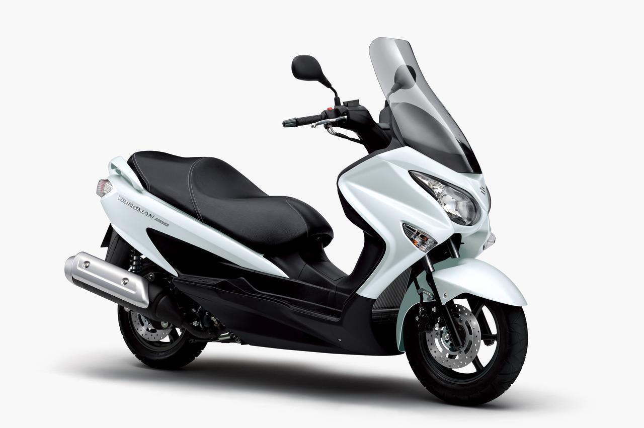 Images : 3番目の画像 - スズキ バーグマン200の写真をもっと見る! - LAWRENCE - Motorcycle x Cars + α = Your Life.