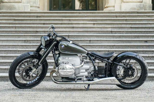 画像2: 【R 18】BMWが1800ccのビッグボクサーエンジンを搭載したニューモデルを近日公開予定!