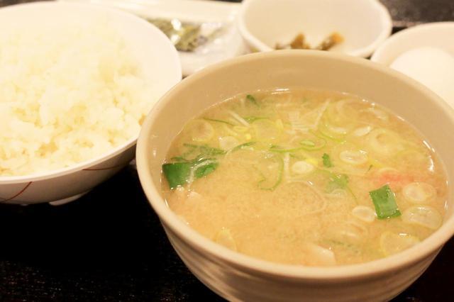 画像6: 鮎沢PA(上り)にはシャワーがある! 生姜焼き定食が美味い!
