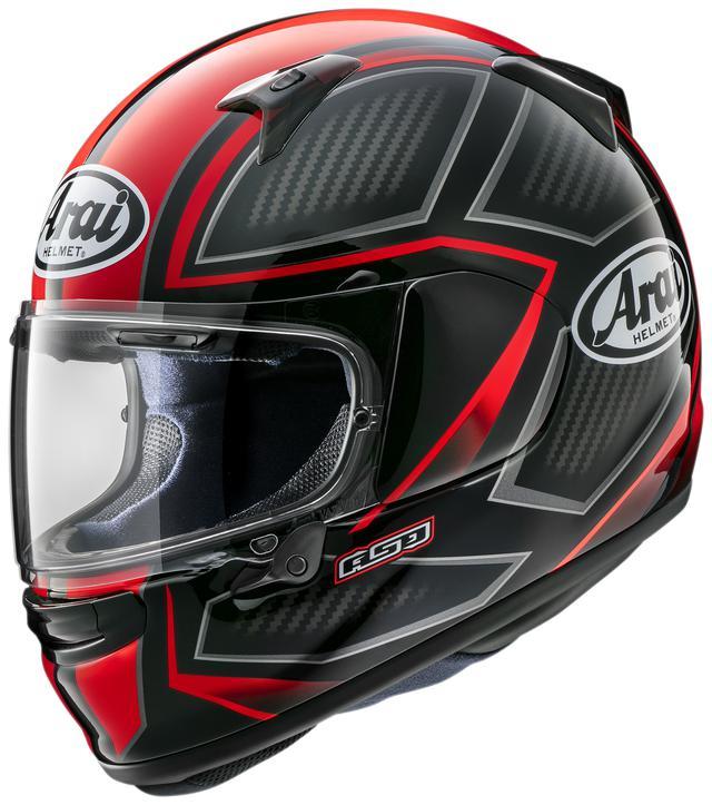 画像16: ツーリングに特化したアライの新型フルフェイスヘルメット「アストロ GX」誕生! ニューフォルムの採用、内装も新開発!