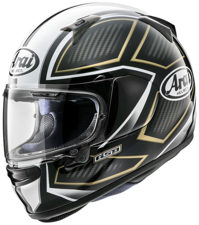 画像14: ツーリングに特化したアライの新型フルフェイスヘルメット「アストロ GX」誕生! ニューフォルムの採用、内装も新開発!