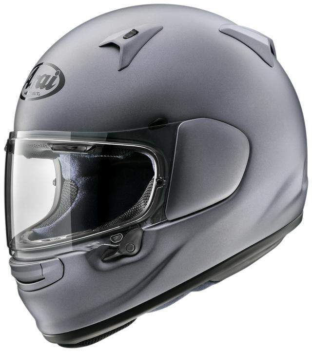 画像4: ツーリングに特化したアライの新型フルフェイスヘルメット「アストロ GX」誕生! ニューフォルムの採用、内装も新開発!