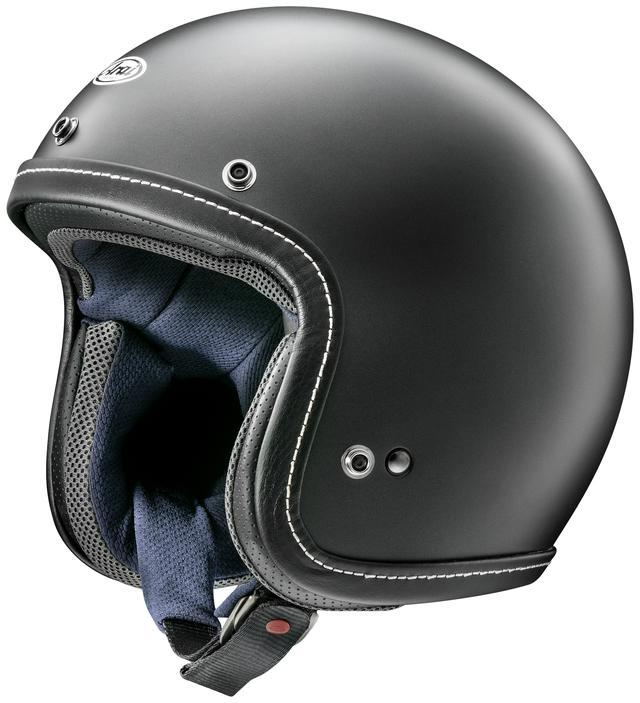 画像4: アライからクラシック・ヘルメットの新モデル「CLASSIC AIR」が登場! インナーベンチレーションを配備し、内装は着脱式に!