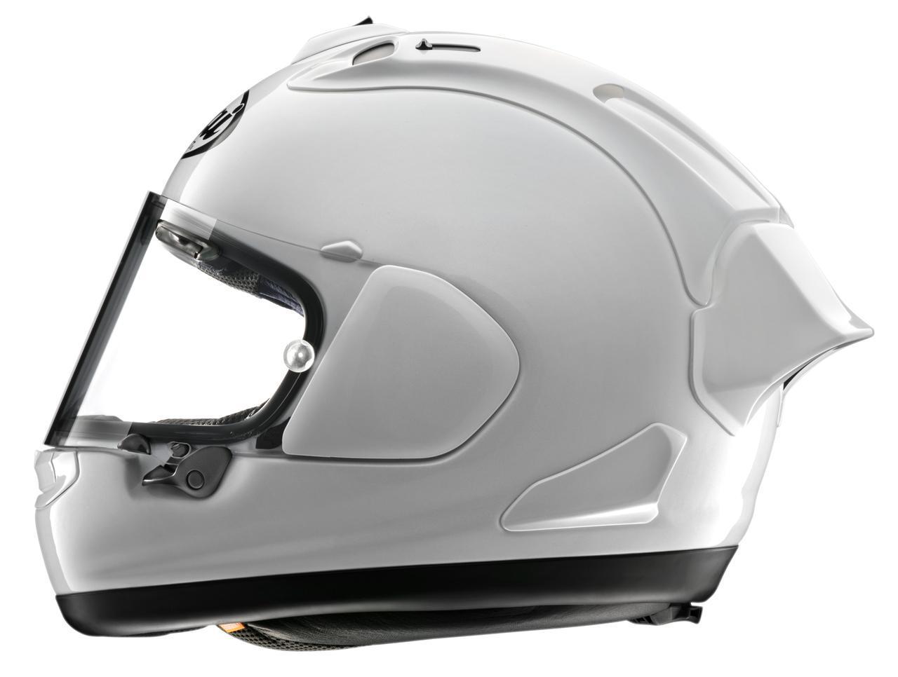 画像3: 後頭部に注目! 待望のエアロデバイスを採用した本格レーサー仕様のヘルメット
