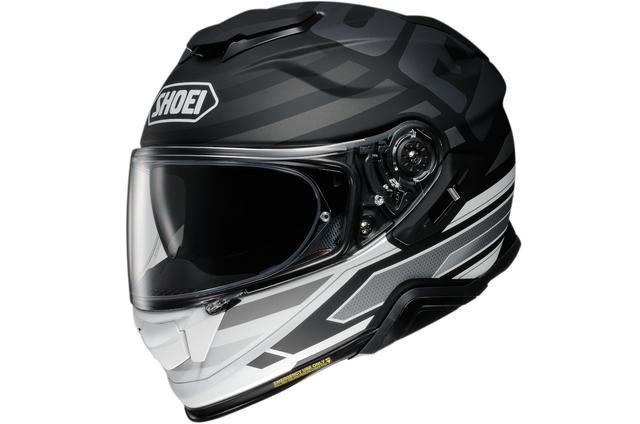 画像4: 頭頂部におっきくSHOEI! インナーバイザー搭載のフルフェイスヘルメット「GT-AirII」の最新グラフィック〈INSIGNIA〉