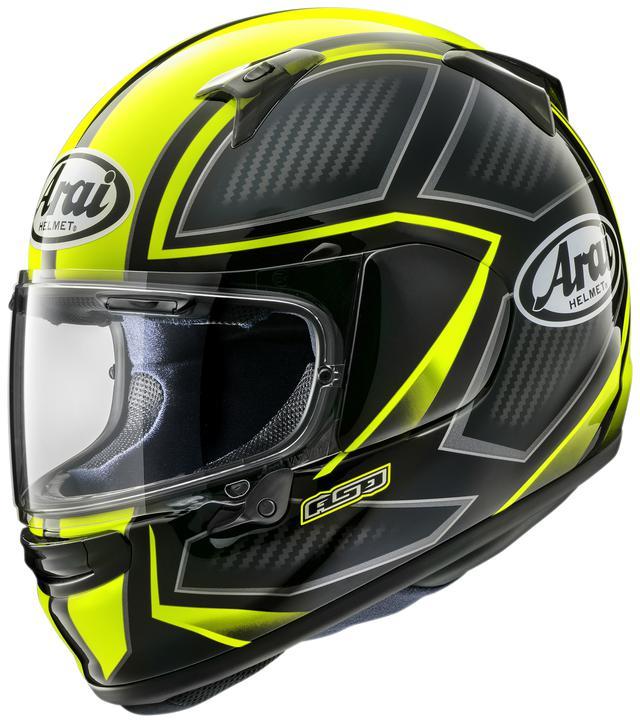 画像15: ツーリングに特化したアライの新型フルフェイスヘルメット「アストロ GX」誕生! ニューフォルムの採用、内装も新開発!