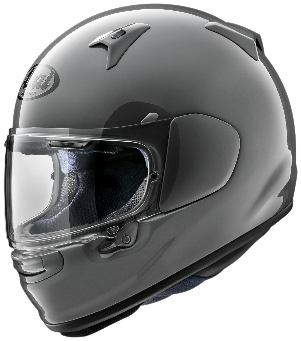 画像1: ツーリングに特化したアライの新型フルフェイスヘルメット「アストロ GX」誕生! ニューフォルムの採用、内装も新開発!