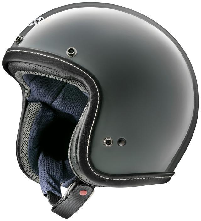 画像3: アライからクラシック・ヘルメットの新モデル「CLASSIC AIR」が登場! インナーベンチレーションを配備し、内装は着脱式に!