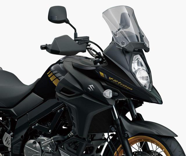 画像: スズキ「Vストローム650 ABS」「Vストローム650 XT ABS」の2020年モデルが登場! - webオートバイ