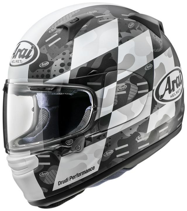 画像11: ツーリングに特化したアライの新型フルフェイスヘルメット「アストロ GX」誕生! ニューフォルムの採用、内装も新開発!
