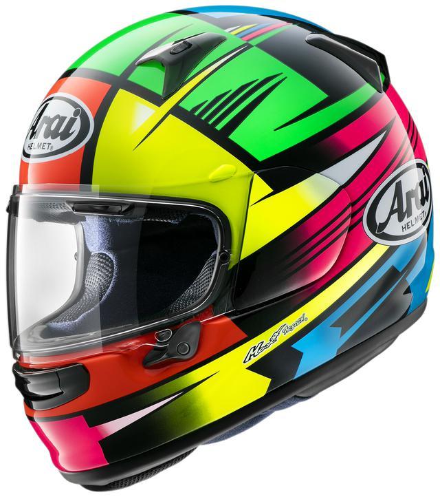 画像17: ツーリングに特化したアライの新型フルフェイスヘルメット「アストロ GX」誕生! ニューフォルムの採用、内装も新開発!
