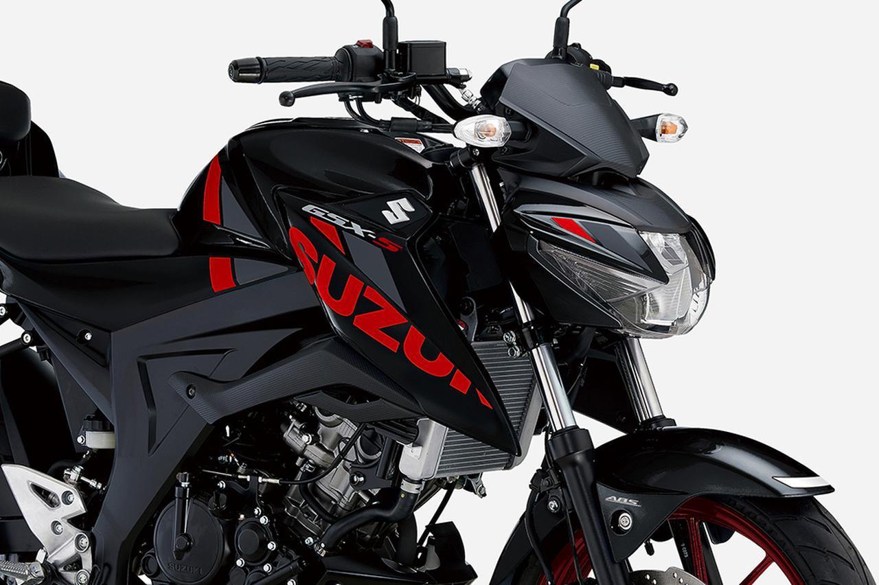 画像: 【本日発売】スズキ「GSX-S125 ABS」がマイナーチェンジ! 街乗りからスポーツランまで楽しめる原付二種ネイキッドが本日2月27日から発売です! - webオートバイ