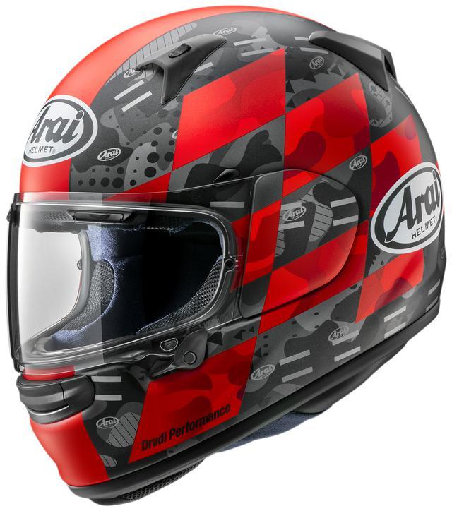 画像13: ツーリングに特化したアライの新型フルフェイスヘルメット「アストロ GX」誕生! ニューフォルムの採用、内装も新開発!