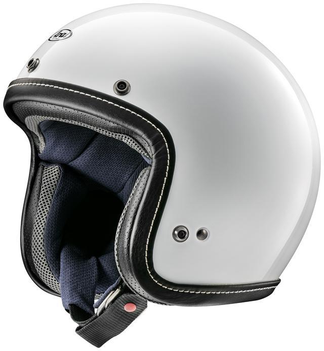 画像1: アライからクラシック・ヘルメットの新モデル「CLASSIC AIR」が登場! インナーベンチレーションを配備し、内装は着脱式に!