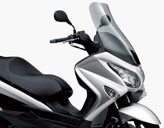 画像: スズキが「バーグマン200」の2020年モデルを発表! カラーリング・ラインナップを変更して3月26日に発売 - webオートバイ