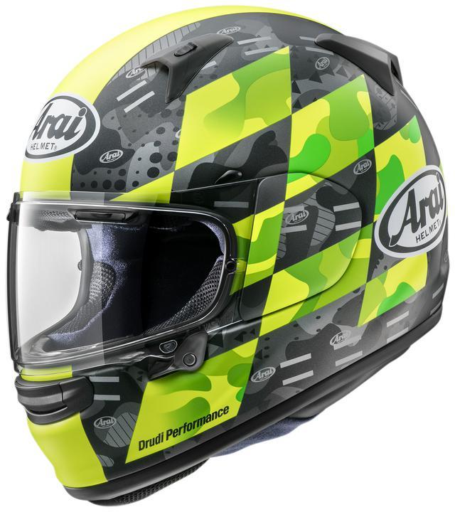 画像12: ツーリングに特化したアライの新型フルフェイスヘルメット「アストロ GX」誕生! ニューフォルムの採用、内装も新開発!