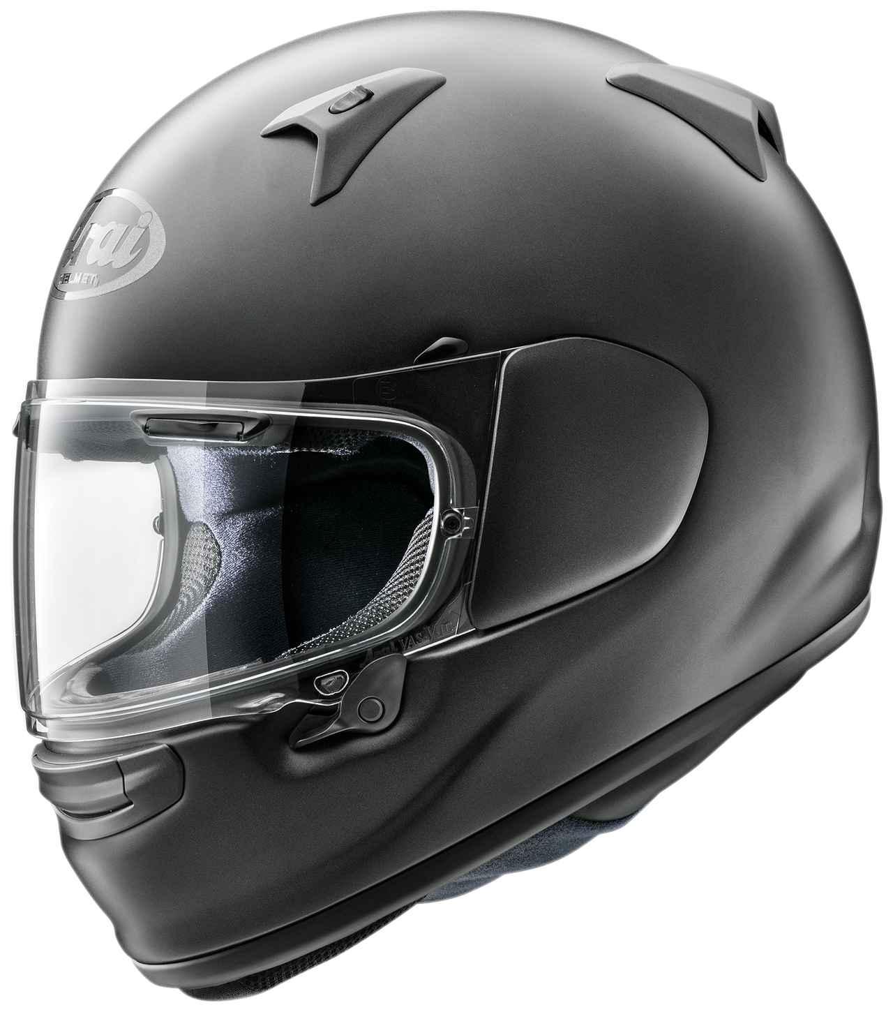 画像2: ツーリングに特化したアライの新型フルフェイスヘルメット「アストロ GX」誕生! ニューフォルムの採用、内装も新開発!