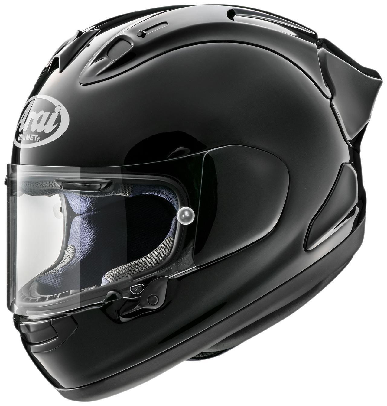 画像4: アライヘルメットが「RX-7X FIM Racing #1」を発表!! エアロデバイスを装備しながら「RX-7X」より軽い、新たなレーシングフルフェイスが誕生